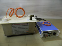 HIGH VOLTAGE 0 to 60 Kv D.C.30mA POWER SUPPLY